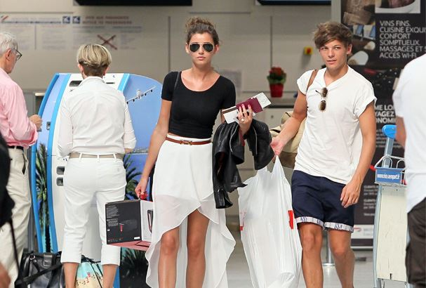 Louis and Eleanor look so in love!