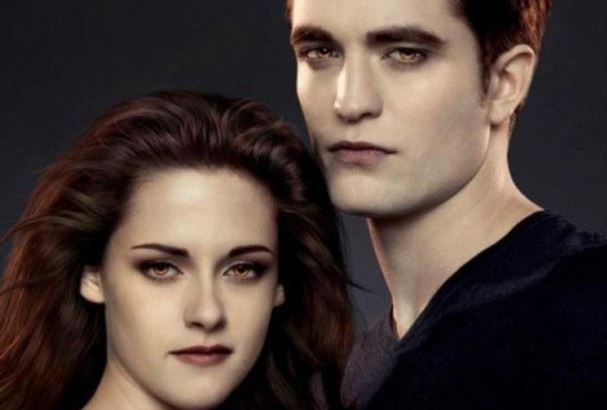 Breaking Dawn Part 2 New Posters Edward Cullen And Bella Swan