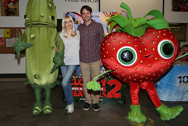 'Cloudy With A Chance Of Meatballs 2' sneak peek!