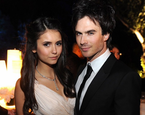 Are the vampire diaries co stars dating