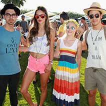 Celebs at Coachella
