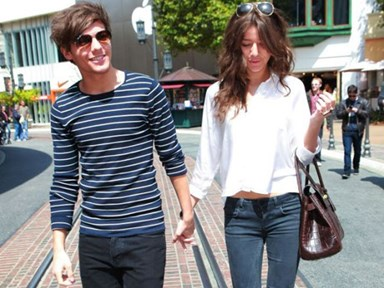 Is Louis Tomlinson planning to propose?