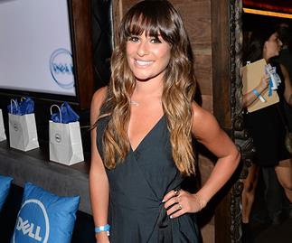 Lea Michele confirms she's dating Matthew Paetz