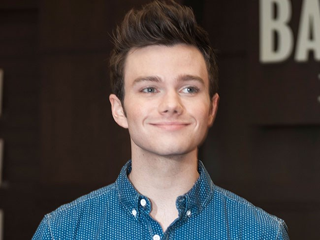 Chris Colfer not leaving 'Glee' despite tweet