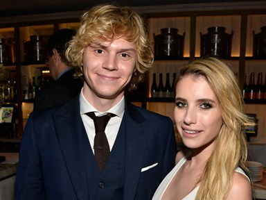 Rumour: Emma Roberts and Evan Peters engaged