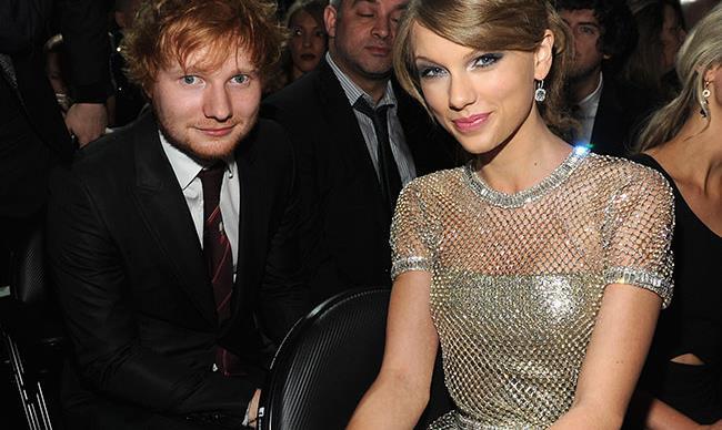 Ed Sheeran reveals Taylor Swift danced so hard she broke her dress