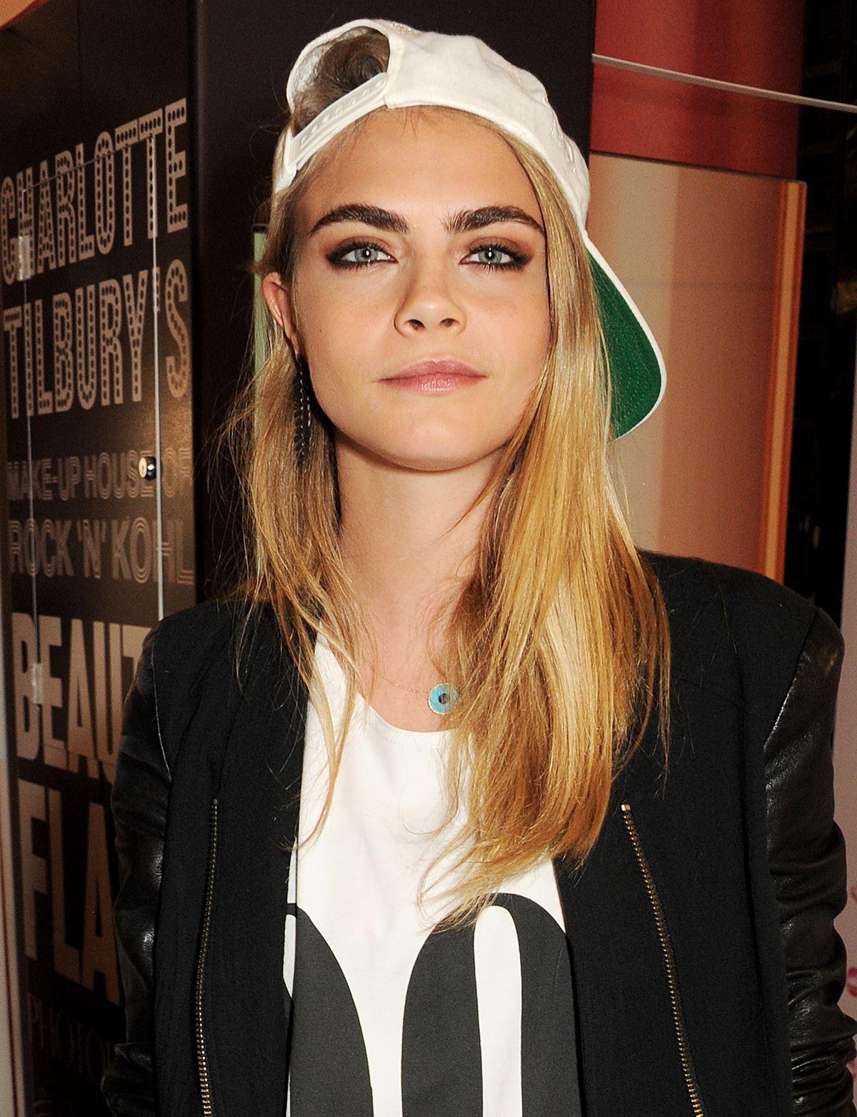 Backwards cap and eye brow game strong. #swag