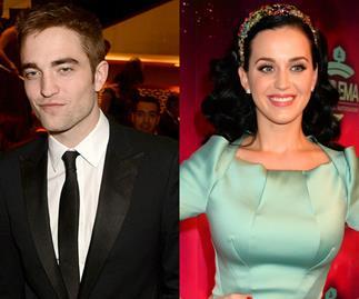 Robert Pattinson and Katy Perry hooking up after John Mayer split