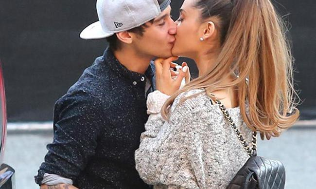 Ariana Grande and Jai Brooks back together despite Nathan Sykes cheating scandal