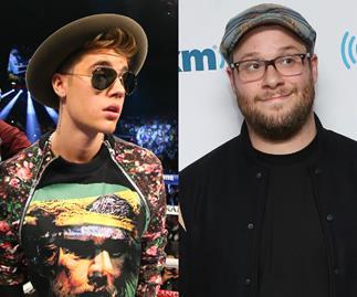 Justin Bieber responds to Seth Rogen diss