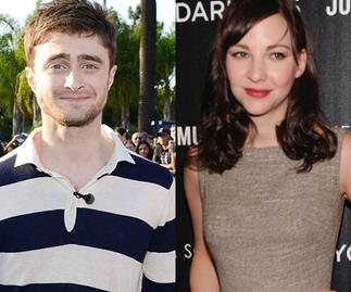 Daniel Radcliffe is engaged!