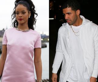 What did Drake say that pushed Rihanna away?