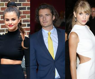 Selena Gomez tries to set up Taylor Swift and Orlando Bloom