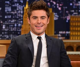 Zac Efron reveals who made him fan-girl to the point of tears