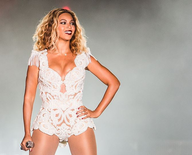 Click through to see some of the submissions and Beyonce challenging the idea of beauty in her 'Pretty Hurts' music video.