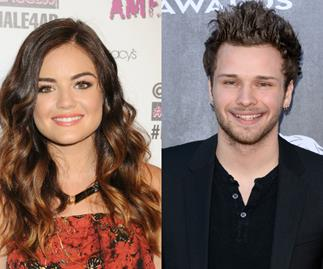 Pretty Little Liars' Lucy Hale confirms she's dating Joel Crouse