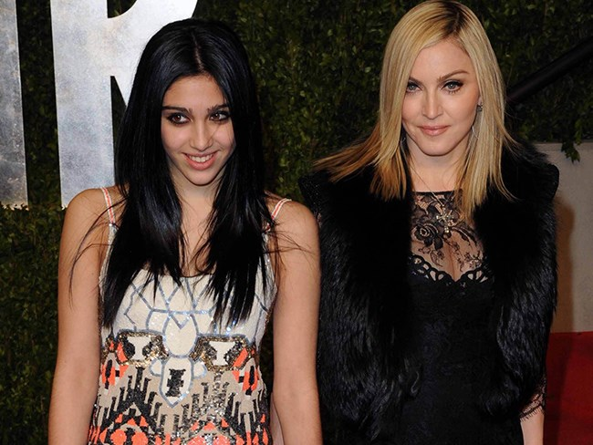 Madonna shares pics of Lourdes Leon's prom