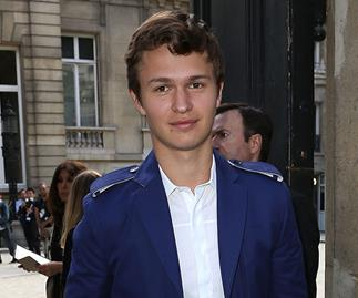 Swoon alert! Ansel Elgort has posed in another droolworthy shoot