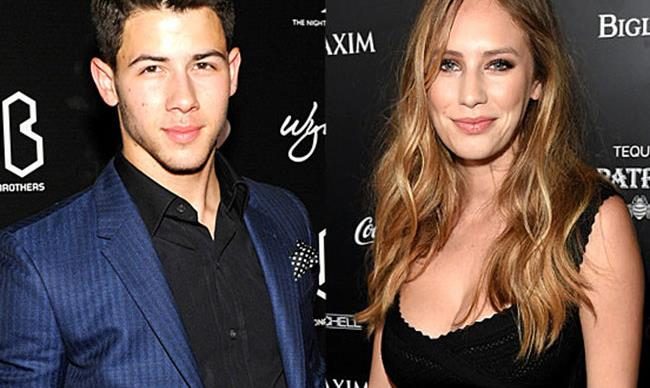 """Nick Jonas gets """"sexy and steamy"""" with Dylan Penn"""