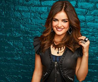 """Lucy Hale: """"Music was by far my first love"""""""