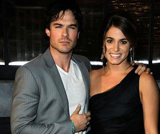 Nikki Reed and Ian Somerhalder 'tiptoeing into romance'