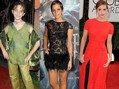 The complete ~style evolution~ of Emma Watson