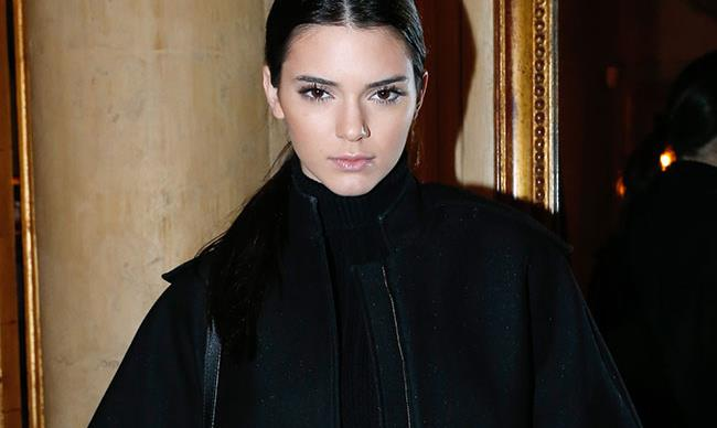 Kendall Jenner's name hindered her modelling career