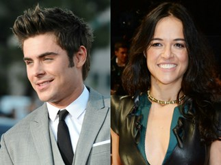Zac Efron and Michelle Rodriguez have called it quits