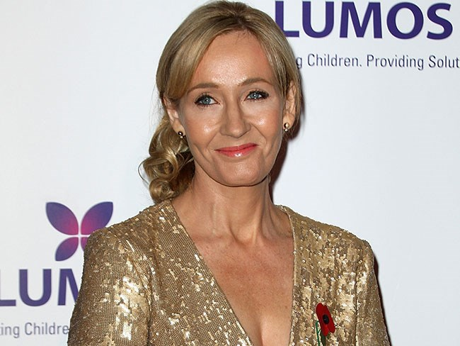 J.K. Rowling is writing two new novels