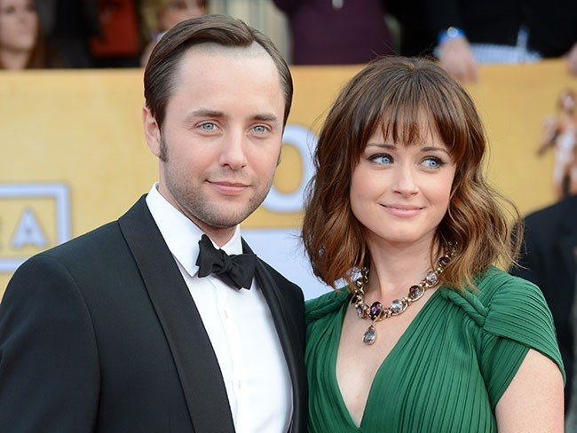Rory Gilmore and Pete Campbell got married IRL