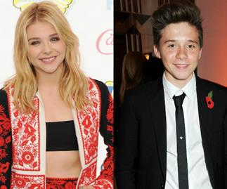 "Chloë Grace Moretz reveals what she ""loves"" about Brooklyn Beckham"