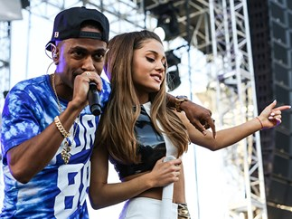Are Ariana Grande and Big Sean dating?