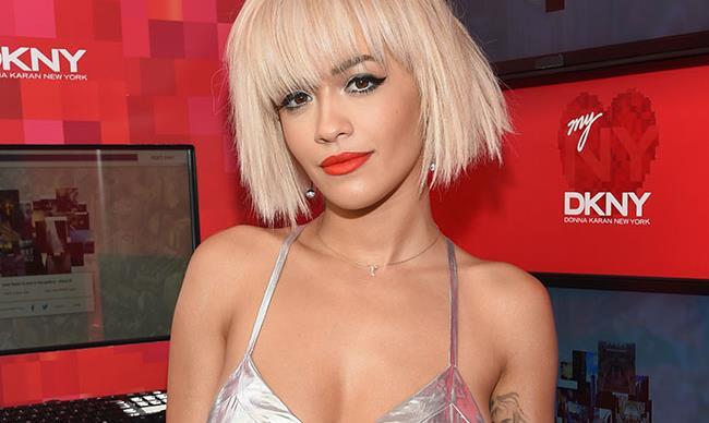 WATCH: Rita Ora walks out on interview after Calvin Harris question