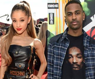 Ariana Grande and Big Sean fuel romance rumours with this PDA at the VMAs