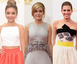Red carpet watch: 2014 Emmy Awards
