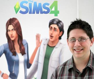 We talk Sims 4 with one of the game's producers!