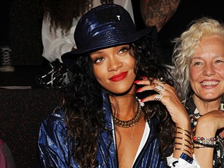 Rihanna rocks four looks in one day at NYFW
