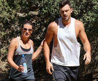 Lea Michele and BF Matthew Paetz move in together!