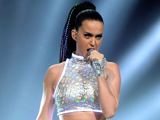 "Katy Perry: ""I could never really dream this life up"""