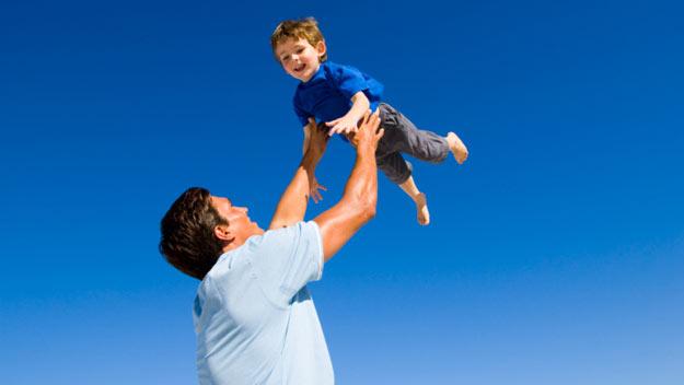 Seven ways to be a great dad