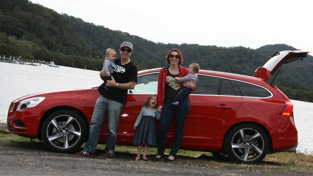 Product review volvo v60 t6 awd mother amp baby