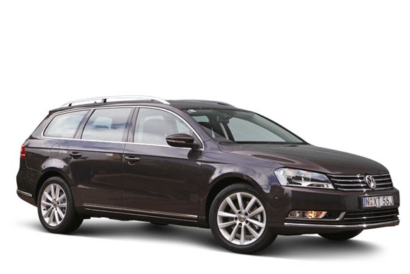 ***FAMILY CAR OF THE YEAR***  Gold: Volkswagen Passat Wagon 125TDI