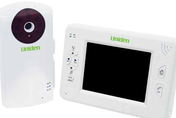 ***BABY MONITOR OF THE YEAR***  Gold: Uniden Baby Watch Digital Wireless Baby Video Monitor