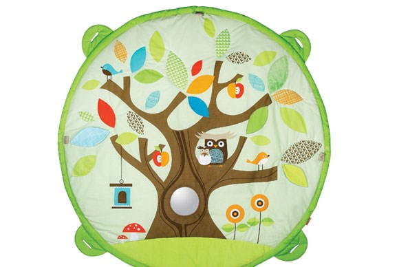 ***ACTIVITY MAT OF THE YEAR***  Gold: Skip Hop Treetop Friends Activity Gym