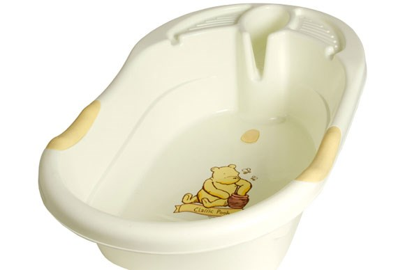 ***BABY BATH OF THE YEAR***  Gold: Childcare Classic Pooh Bath