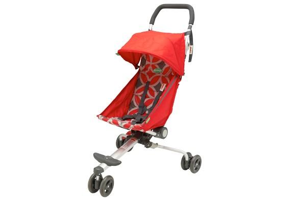 ***STROLLER OF THE YEAR***  Silver: QuickSmart Easy Fold Backpack Stroller