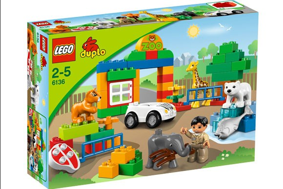 ***DEVELOPMENT TOY OF THE YEAR***  Gold: Lego Duplo My First Zoo