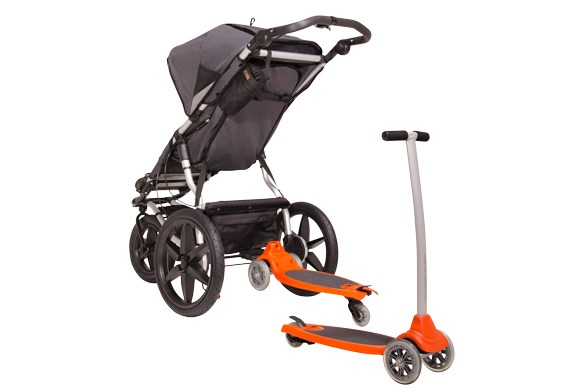 ***NEW INNOVATION OF THE YEAR***  Silver: Mountain Buggy Freerider