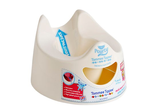 ***POTTY OF THE YEAR***  Silver: Tommee Tippee Pourty Potty