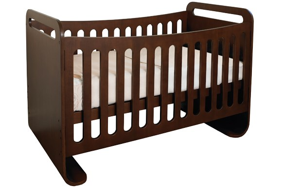 ***COT OF THE YEAR***  Silver: Natures Purest Cot Bed